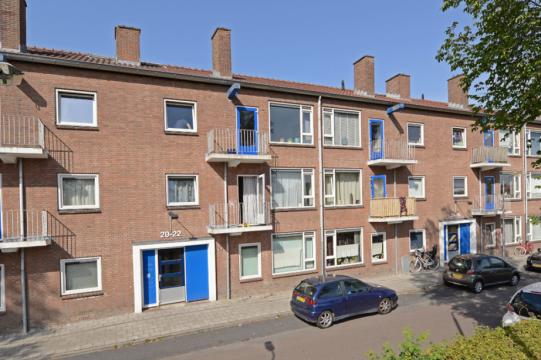 Van Brakelstraat, Amersfoort