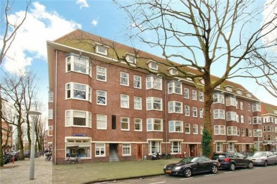 Van Tuyll van Serooskerkenweg, Amsterdam