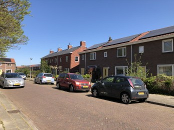 Fresiastraat, Zwolle