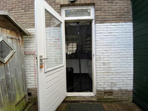 Paviljoenshof, Leiden