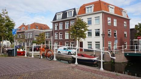 Studio huren aan de Zuidsingel in Leiden