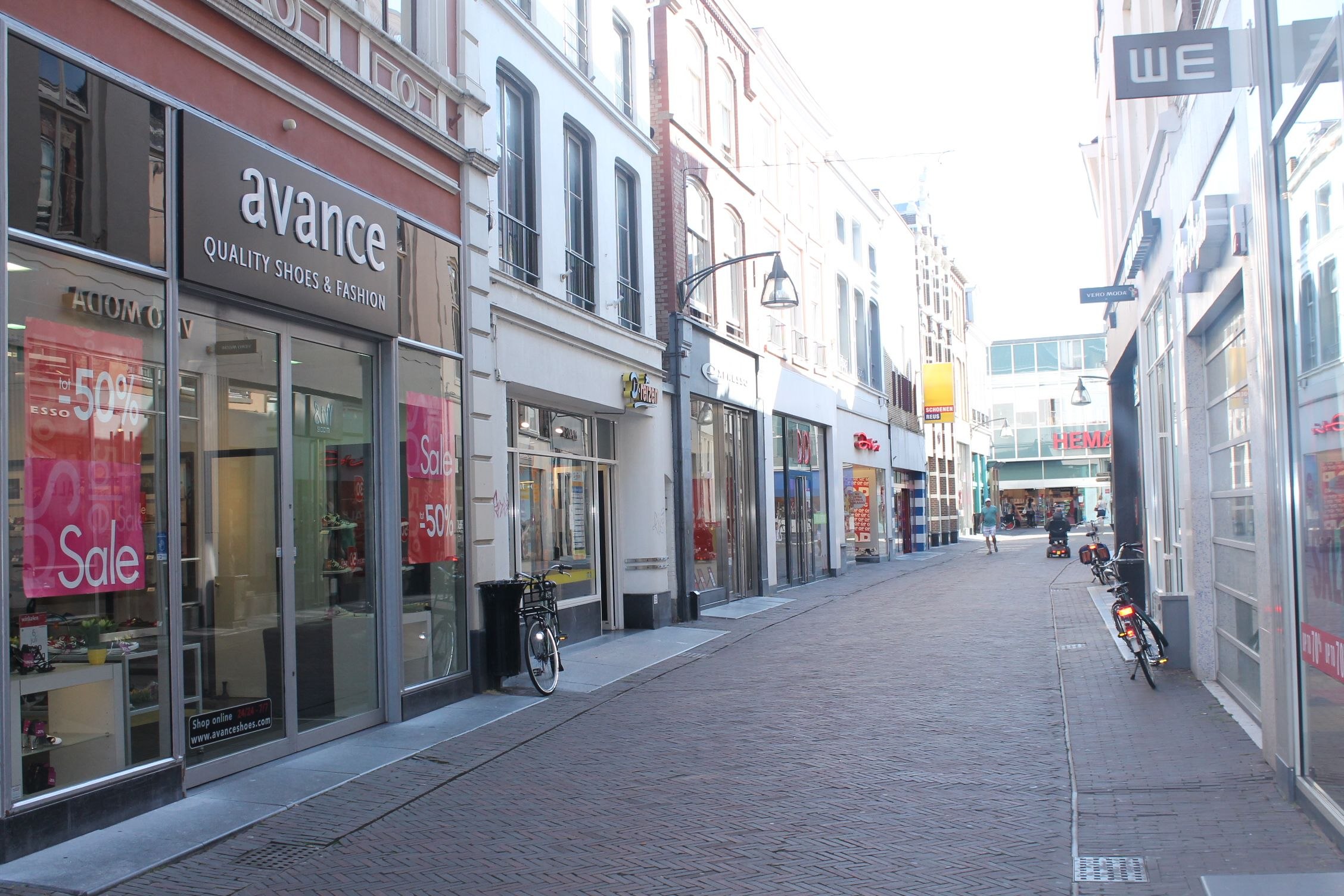 Lange Bisschopstraat, Deventer