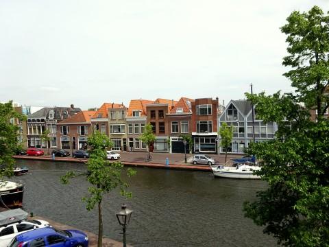 Oude Singel, Leiden