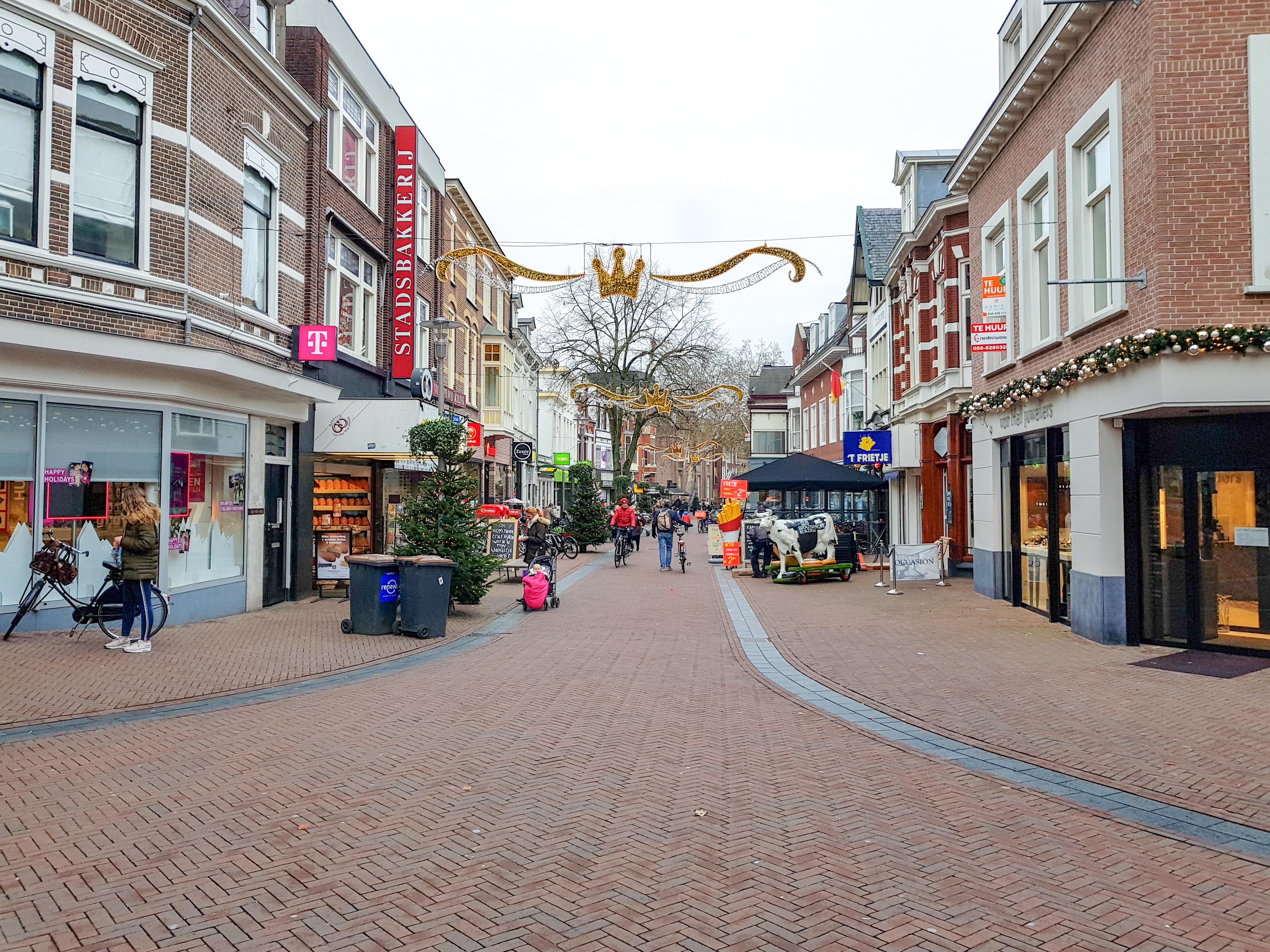 Prinsengang, Apeldoorn