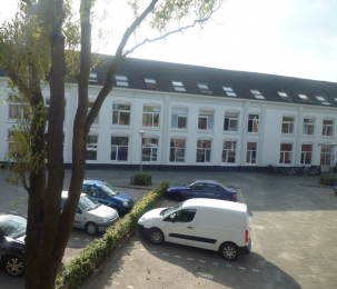Studio huren aan de Wittebollestraat in Tilburg