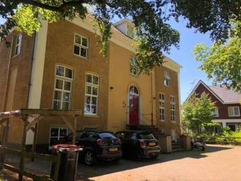 Appartement huren aan de Oranjelaan in Wijhe