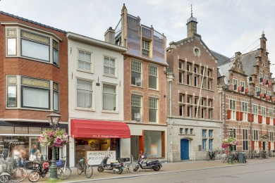 Appartement huren aan de Langebrug in Leiden