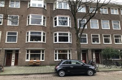 Hunzestraat, Amsterdam