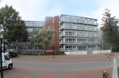 Studio huren aan de Pikeursbaan in Deventer