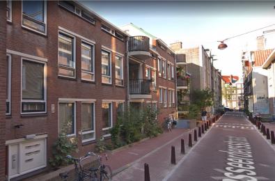 Appartement huren aan de Passeerdersstraat in Amsterdam