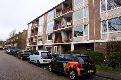 Johan Wagenaarstraat, Amersfoort