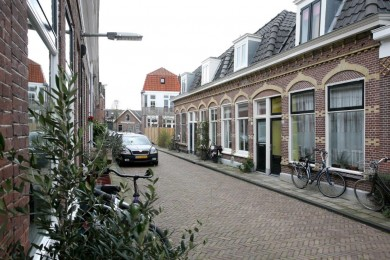 Prinses Wilhelminastraat, Leiden