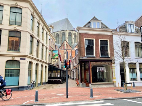 Hooglandsekerk-Choorsteeg, Leiden