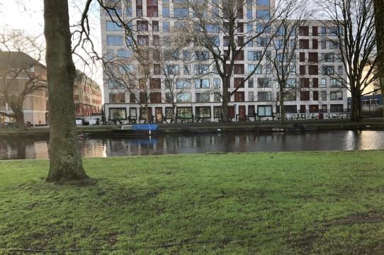 Stadionkade, Amsterdam