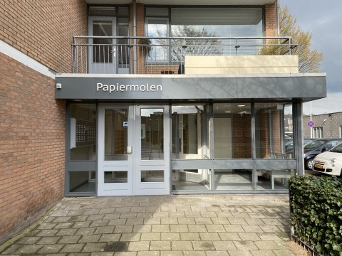 Papiermolen, Leiden