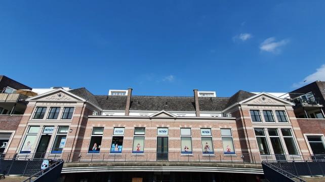 Achter de Arnhemse Poortwal, Amersfoort