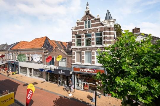 Burgemeester Goeman Borgesiusstraat, Steenwijk