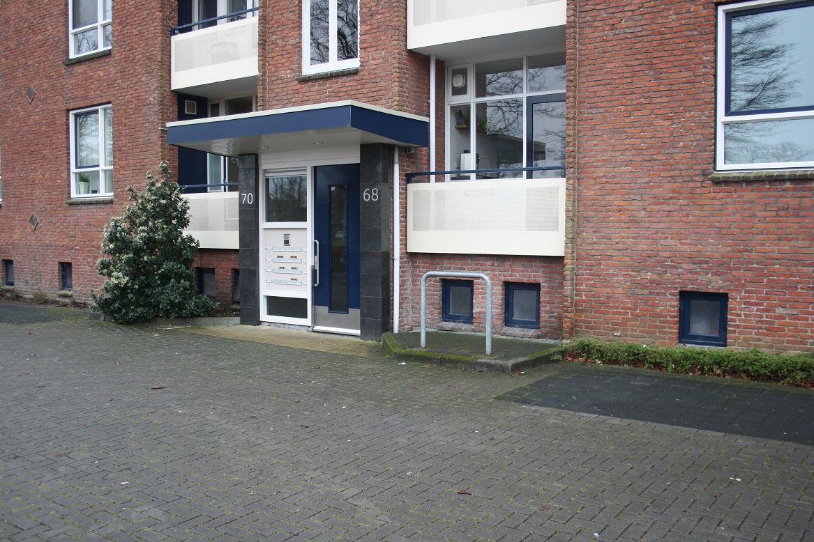 Van Musschenbroekstraat, Enschede