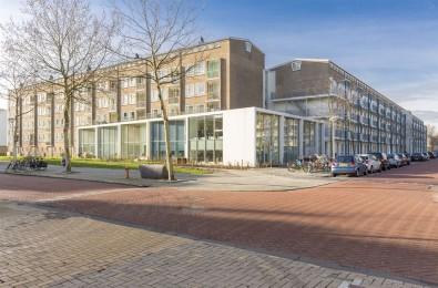 Goeman Borgesiusstraat, Amsterdam