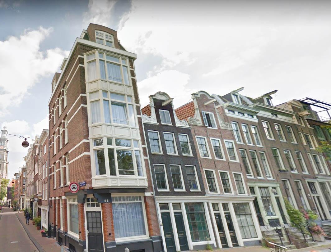 Egelantiersgracht, Amsterdam