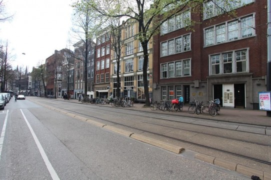 Nieuwezijds Voorburgwal, Amsterdam