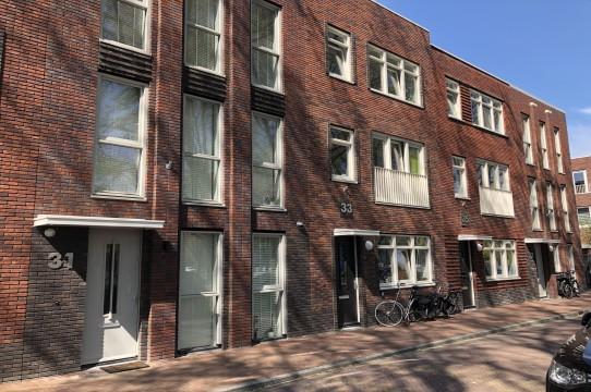 H.M. Kraaijvangerstraat, Amsterdam