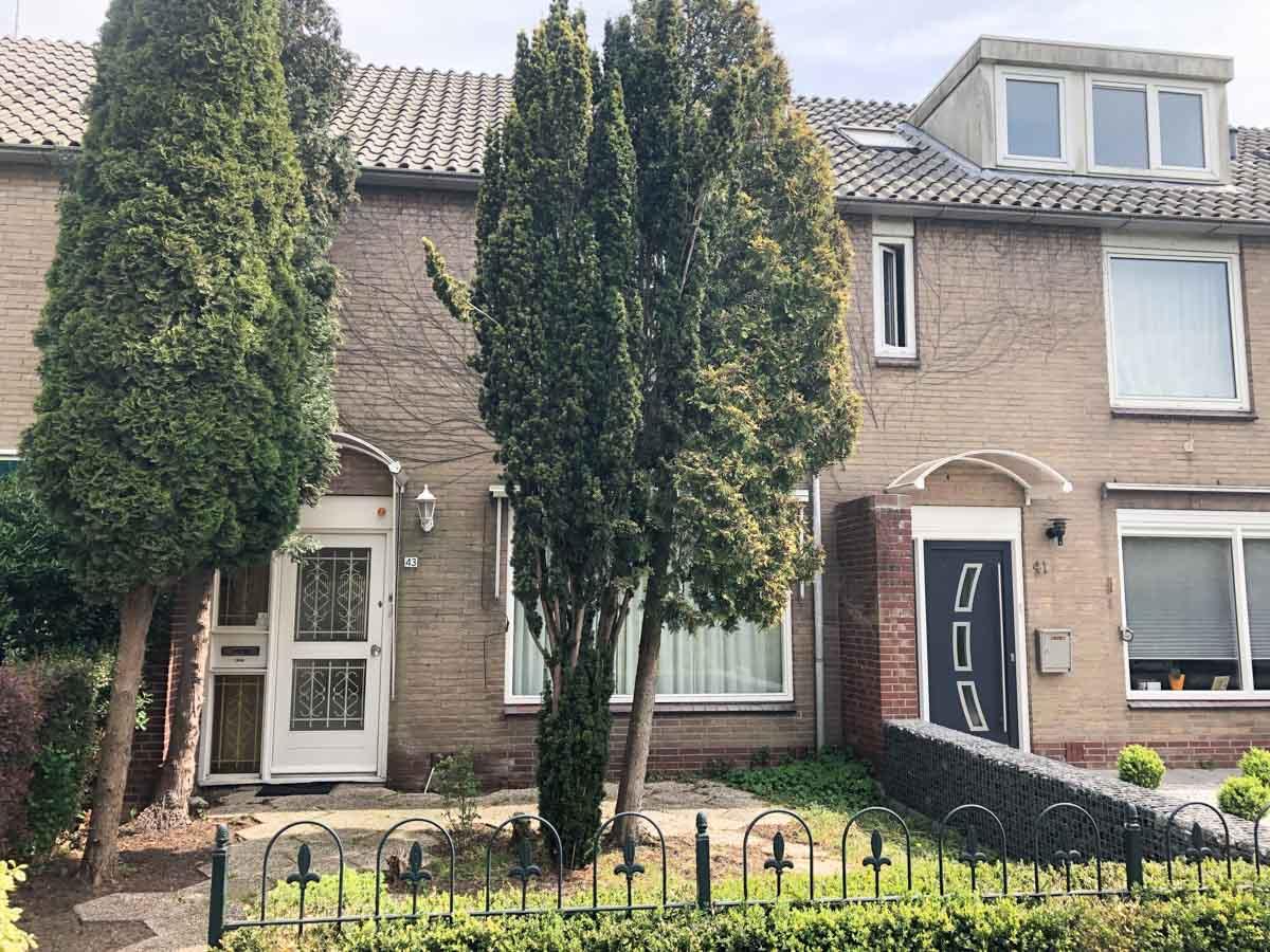 Traviatastraat, Amstelveen