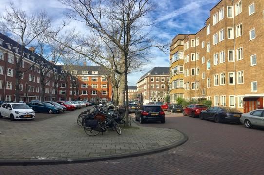 Watteaustraat, Amsterdam