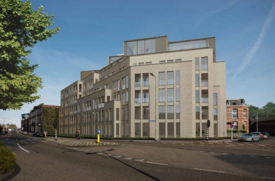 Appartement huren aan de Emmaplein in 's-Hertogenbosch