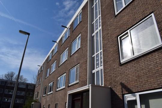 Wedderborg, Amsterdam