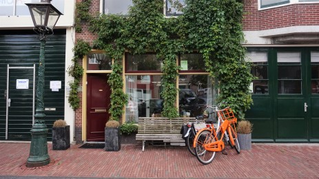 Volmolengracht, Leiden