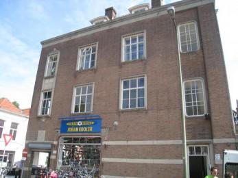 Appartement huren aan de Zuid Willemsvaart in 's-Hertogenbosch