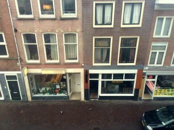 Appartement huren aan de Steenstraat in Leiden