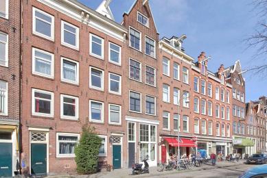 Appartement huren aan de Westerstraat in Amsterdam