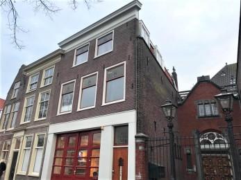 Appartement huren aan de Oude Vest in Leiden