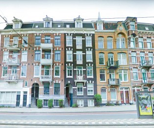 Appartement huren aan de Nassaukade in Amsterdam