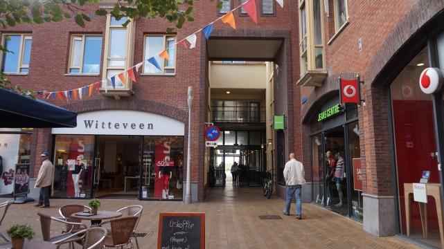 Emmaplein, Katwijk