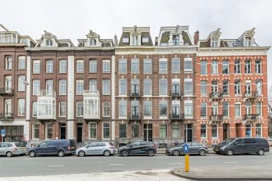 Appartement huren aan de Stadhouderskade in Amsterdam