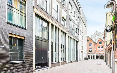 Gordijnensteeg, Amsterdam