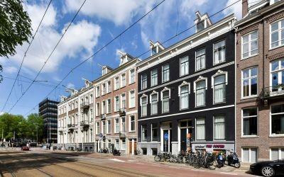 Appartement huren aan de Sarphatistraat in Amsterdam