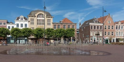 Appartement huren aan de Beestenmarkt in Leiden