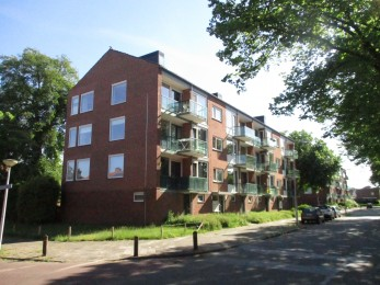 Appartement huren aan de Zaanstraat in Enschede